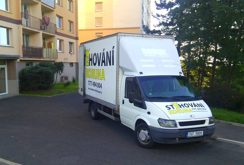 Stěhování bytu